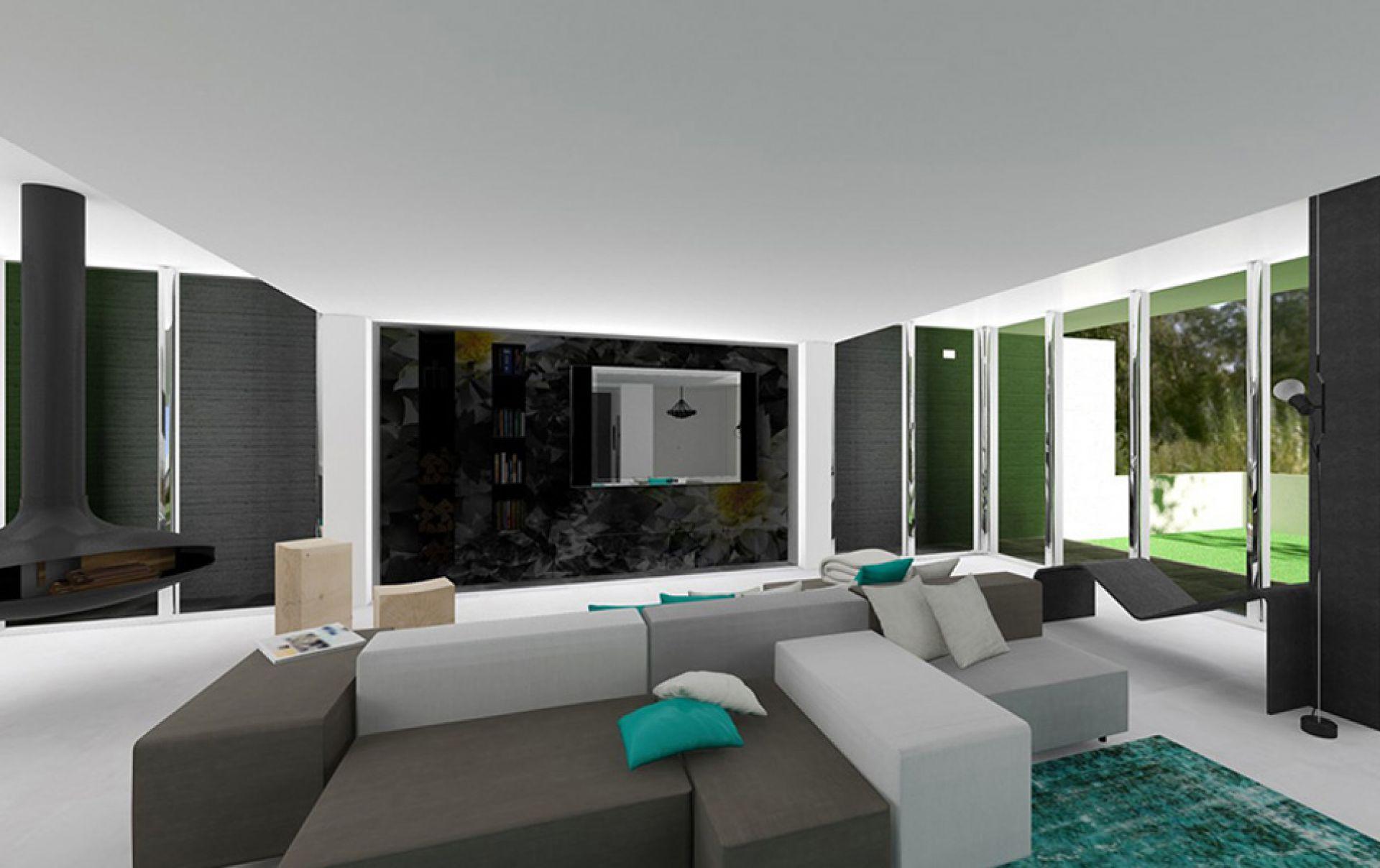Progettazione soggiorno | ABC Interni