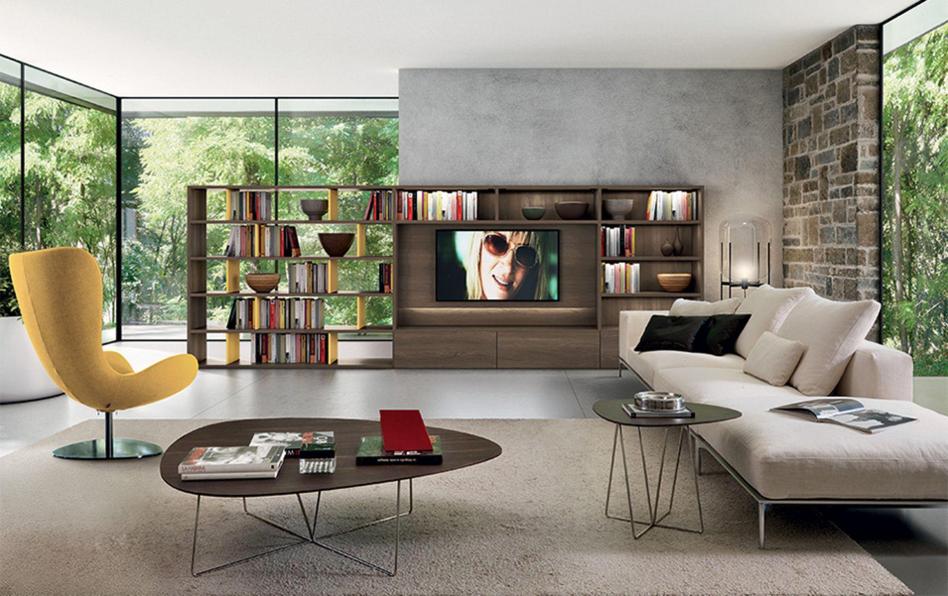 Soggiorni Moderni In Torino : Soggiorni moderni bergamo abc interni
